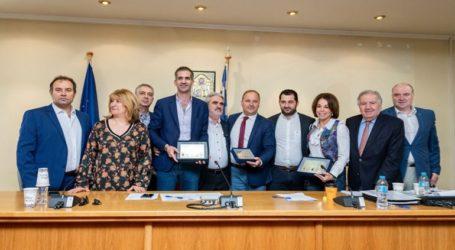 Η Β.Πατουλίδου παρουσίασε τη λειτουργία και τις επιτυχημένες πρακτικές του Οργανισμού Τουρισμού Θεσσαλονίκης