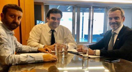 Συνάντηση Πιερρακάκη με τον Δήμαρχο Θεσσαλονίκης για ζητήματα ψηφιακού μετασχηματισμού
