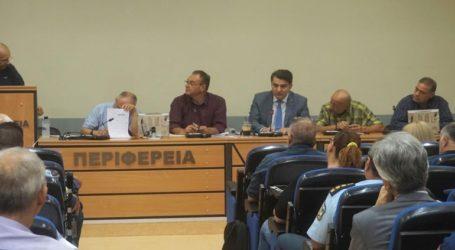Συνεδρίασε το Συντονιστικό Όργανο Πολιτικής Προστασίας του κεντρικού τομέα Αθηνών