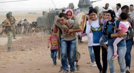 Τουλάχιστον 2.300 πρόσφυγες έφθασαν στο Ιράκ μετά την τουρκική επίθεση στη βορειοανατολική Συρία