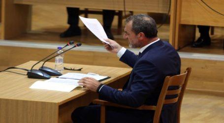 Με την απολογία του Νίκου Μίχου συνεχίζεται η δίκη της Χρυσής Αυγής