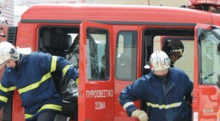 Αυτοκίνητο πήρε φωτιά στη Λεωφόρο Κηφισίας