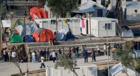 Επίσκεψη αντιπροσωπείας του ΣΥΡΙΖΑ στη Μόρια