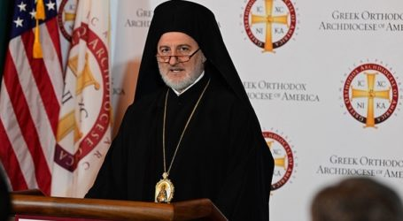 Ο Αρχιεπίσκοπος Αμερικής και η Ομογένεια στηρίζουν τη μετάβαση και τη νοσηλεία του Παναγιώτη Ραφαήλ στη Βοστώνη