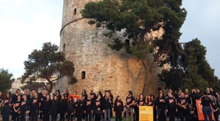 Walk For Freedom: Σιωπηλή πορεία κατά της εμπορίας ανθρώπων