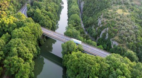 Ανακατασκευή και ενίσχυση της παλαιάς γέφυρας του ποταμού Πηνειού