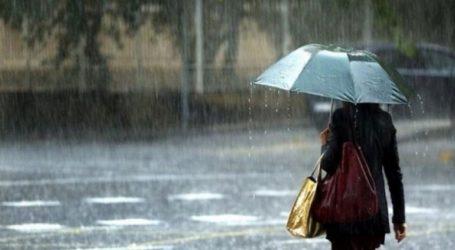 Έντονη βροχόπτωση στην Κρήτη – ανάσα για τους αγρότες