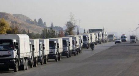 Αυτοκινητοπομπή μεταφέρει τραυματίες και Κούρδους μαχητές από την Ρας αλ-Άιν