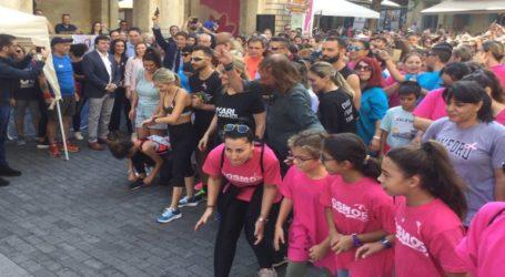 Εκατοντάδες γυναίκες έτρεξαν για καλό σκοπό στο Ηράκλειο