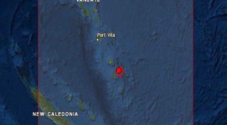 Σεισμική δόνηση 6,4 βαθμών σε θαλάσσια περιοχή