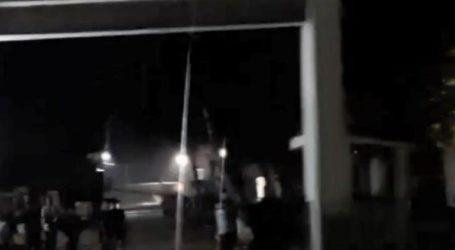 Επεισοδιακή νύχτα στην Αλεξάνδρεια – Ρομά με καραμπίνες εναντίον μεταναστών με ρόπαλα