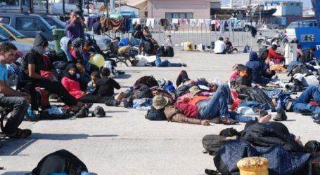 Το «Paros jet» θα παραλάβει 700 μετανάστες από τη Σάμο