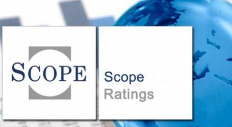 Ο οίκος Scope αναβάθμισε το αξιόχρεο της Ελλάδας σε ΒΒ από ΒΒ-