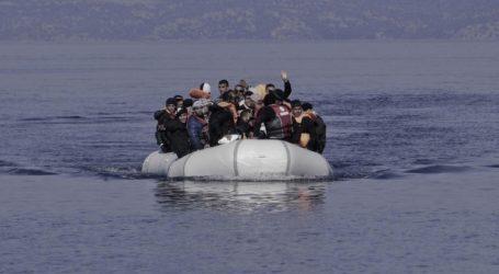 Συνολικά 1.908 πρόσφυγες και μετανάστες έφτασαν στα νησιά του Β. Αιγαίου την τελευταία εβδομάδα