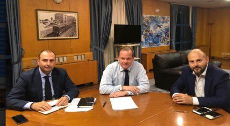 Σύσκεψη στο Υπουργείο Υποδομών για τα προβλήματα που αντιμετωπίζουν οι τεχνικές εταιρείες
