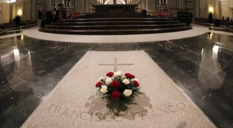 Το λείψανο του Φράνκο θα εκταφεί την Πέμπτη