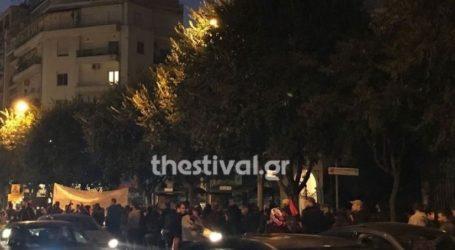 Συγκέντρωση διαμαρτυρίας αντιεξουσιαστών σήμερα στη Θεσσαλονίκη
