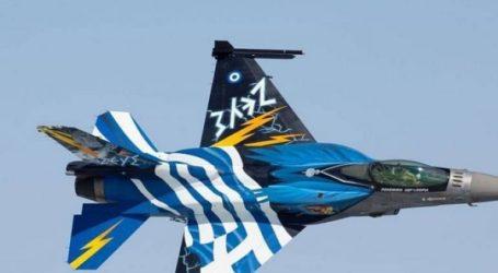 Πτήσεις μαχητικών αεροσκαφών σήμερα στον ουρανό της Θεσσαλονίκης εν όψει της στρατιωτικής παρέλασης