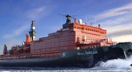 Ρωσικό παγοθραυστικό με 33 επιβαίνοντες εξέπεμψε σήμα κινδύνου στη Νορβηγία