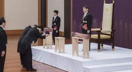 Ο Ναρουχίτο νέος αυτοκράτορας στην Ιαπωνία