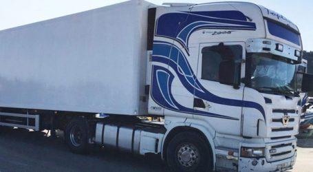 Σημαντική μείωση του βάρους των εμπορευμάτων στις οδικές μεταφορές