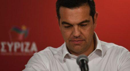 Ο Αλέξης Τσίπρας καλεί τους πολίτες να συμμετέχουν στον νέο ΣΥΡΙΖΑ