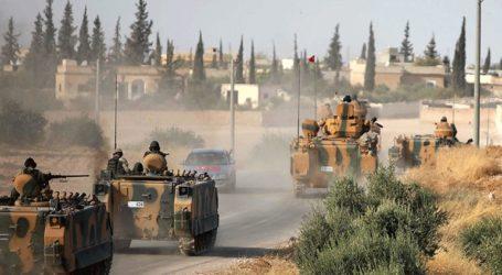 Η επιχείρηση της Τουρκίας παραβιάζει την εδαφική ακεραιότητα της Συρίας