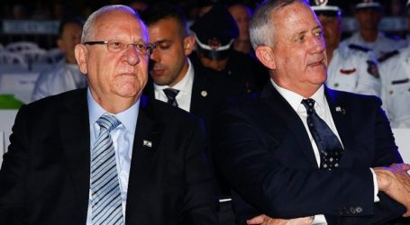 Ο πρόεδρος Ρίβλιν θα αναθέσει στον Γκαντς διερευνητική εντολή σχηματισμού κυβέρνησης