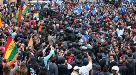 Νέες συγκρούσεις αστυνομίας και διαδηλωτών στη Βολιβία