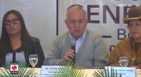 προεδρικές εκλογές: Παραιτήθηκε ο αντιπρόεδρος της εκλογικής επιτροπής