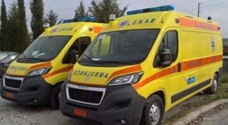 Το ΕΚΑΒ στοχεύει στην αγορά 15 ασθενοφόρων