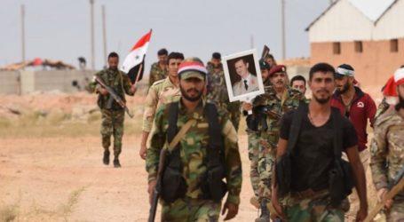 Η ρωσική στρατονομία έφθασε στην συριακή πόλη Κομπάνι