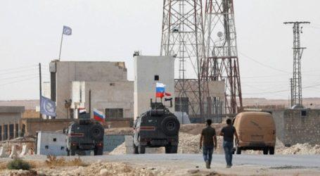 Ρώσοι στρατιωτικοί άρχισαν τις περιπολίες στα σύνορα Συρίας