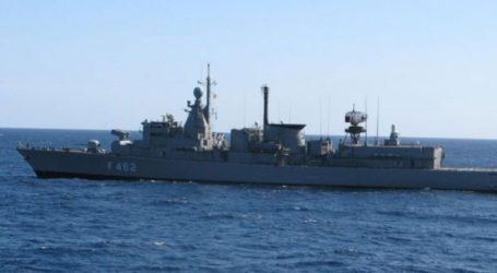Πολεμικά πλοία στο λιμάνι της Θεσσαλονίκης για την 28η Οκτωβρίου