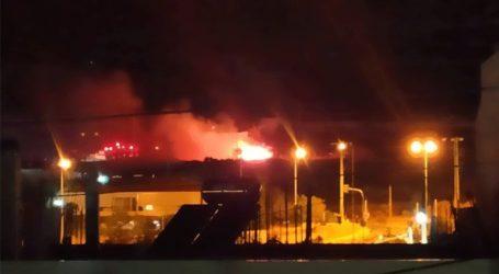 Υπό μερικό έλεγχο η φωτιά στα Άνω Λιόσια
