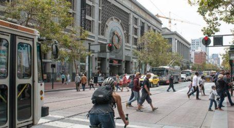Σε πολυσύχναστο δρόμο του Σαν Φρανσίσκο θα απαγορευθεί η κυκλοφορία των ΙΧ