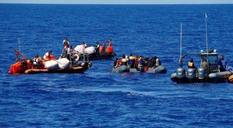 Οι γαλλικές Αρχές διέσωσαν 30 μετανάστες που επιχειρούσαν να φτάσουν στη Βρετανία