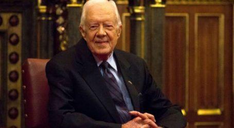 Πήρε εξιτήριο από το νοσοκομείο ο πρώην πρόεδρος Τζίμι Κάρτερ