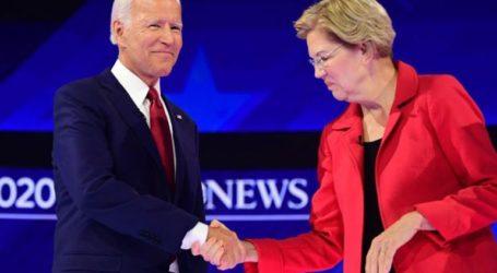 Η Γουόρεν και ο Μπάιντεν προηγούνται στην κούρσα για το χρίσμα των Δημοκρατικών