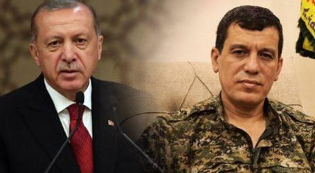 Η Αμερική να μας παραδώσει τον επικεφαλής των Συριακών Δημοκρατικών Δυνάμεων