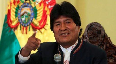 Νίκη του Έβο Μοράλες στις προεδρικές εκλογές