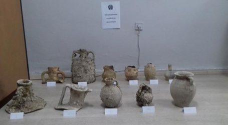 Σύλληψη δύο ιδιοκτητών καταστημάτων, στα οποία βρέθηκαν αρχαία αντικείμενα