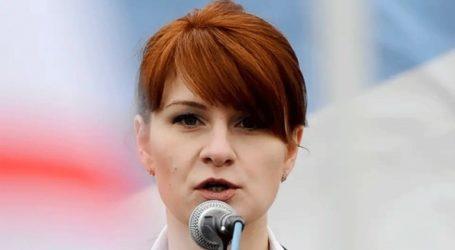 Αποφυλακίστηκε η κατηγορούμενη Ρωσίδα για κατασκοπεία στις ΗΠΑ, Μαρία Μπούτινα