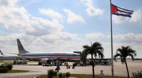 Απαγόρευση πτήσεων αμερικανικών αεροπορικών εταιρειών προς οποιοδήποτε αεροδρόμιο της Κούβας πλην Αβάνας
