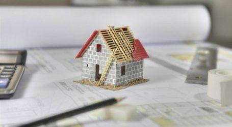 Μειώθηκαν οι τιμές κατασκευής νέων κτηρίων το τρίτο τρίμηνο του 2019