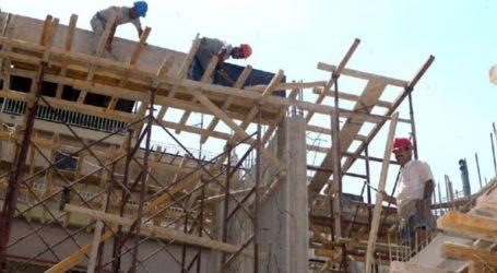 Οριακή αύξηση 0,1% σημείωσαν οι τιμές των οικοδομικών υλικών τον Σεπτέμβριο