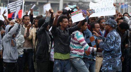 Τουλάχιστον 67 νεκροί στην Αιθιοπία σε αντικυβερνητικές διαδηλώσεις