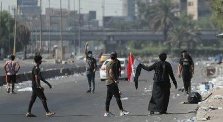 Νέες κινητοποιήσεις στη Βαγδάτη πριν τη συνεδρίαση του Κοινοβουλίου