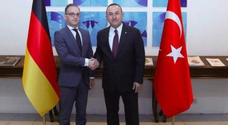 Συνάντηση Τσαβούσογλου – Μαας: «Η Γερμανία να ενεργήσει σε πνεύμα συμμαχίας»