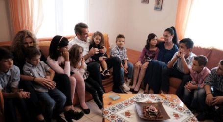 Επίσκεψη Κυριάκου Μητσοτάκη στο Παιδικό Χωριό SOS στο Πλαγιάρι